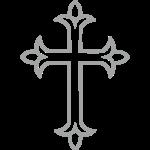 Syriac Apostolic Cross - smaller